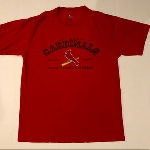 Vintage St Louis Cardinal Baseball T-Shirt L